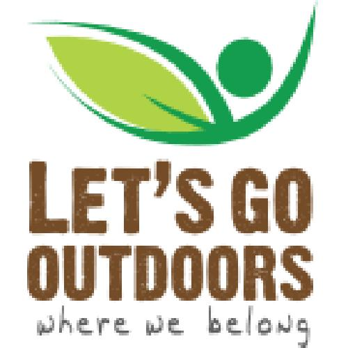 Let's Go Outdoors logo