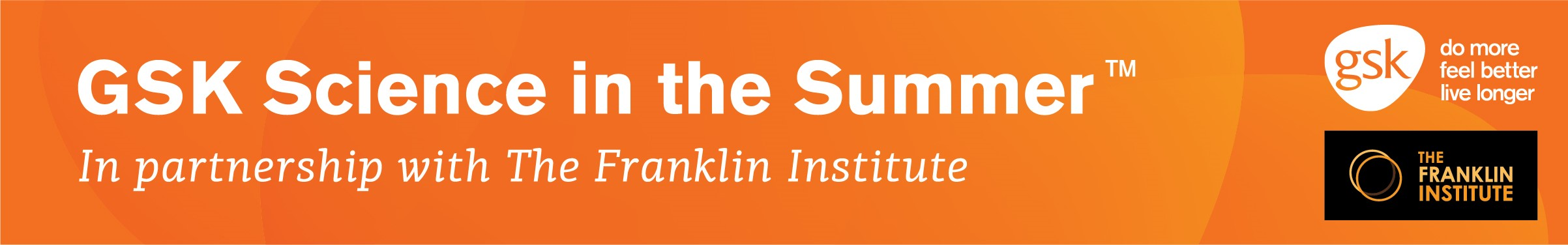 GSK Science in the Summer Header