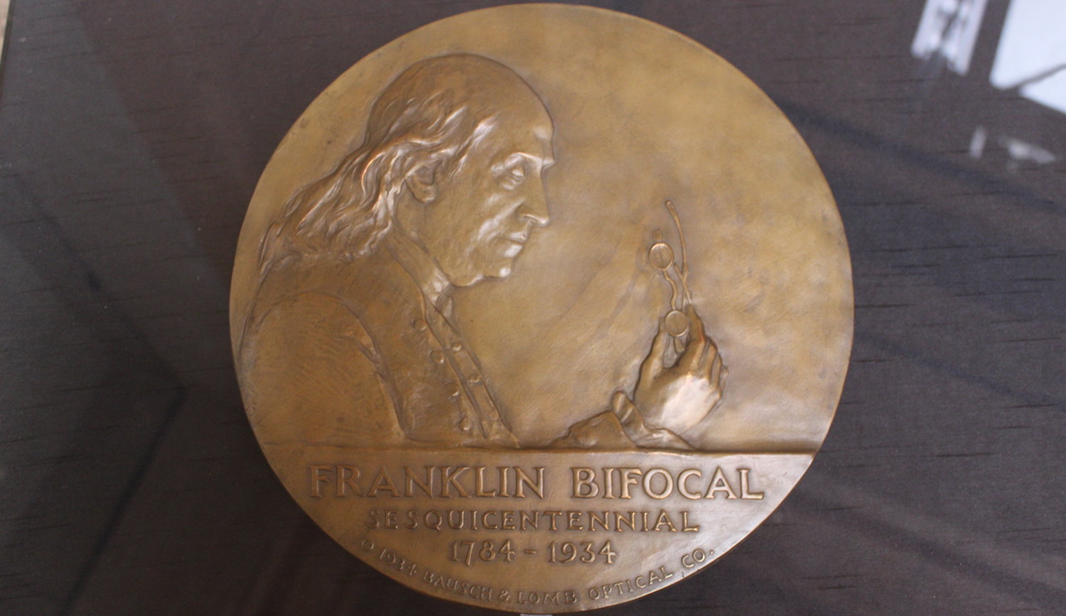 Commemorative Medallion (Plaque)