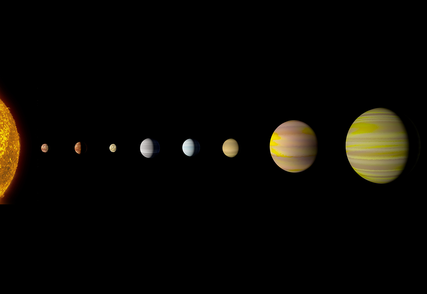 With the discovery of an eighth planet, the Kepler-90 system is the first to tie with our solar system in number of planets.