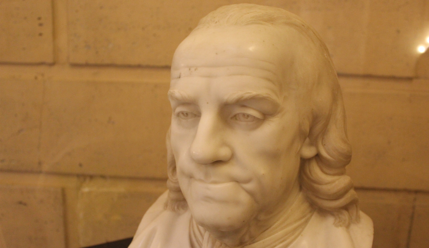 Bust of Benjamin Franklin (Copy)