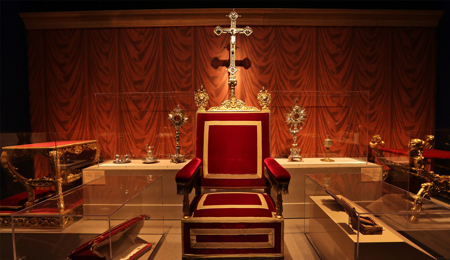 Vatican Splendors Exhibit at The Franklin Institute