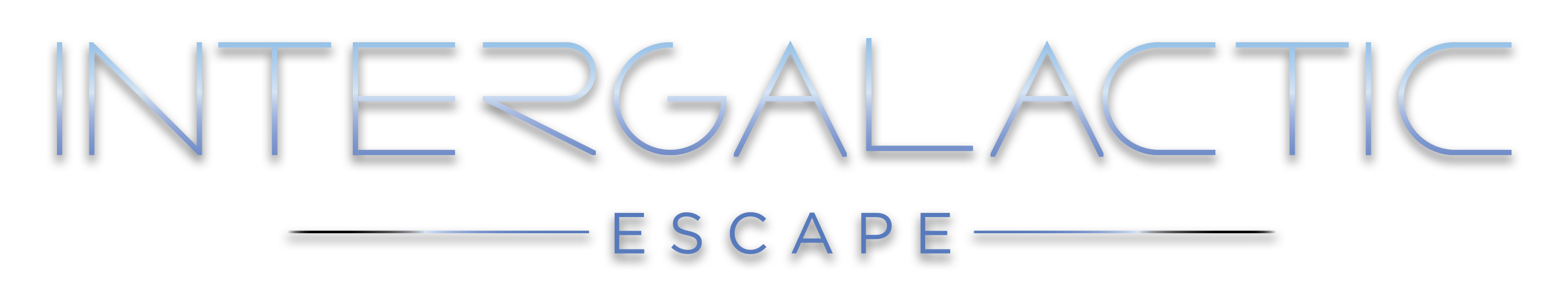 Intergalactic Escape Room Logo