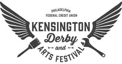 Kensington Derby and Arts Festival logo