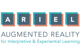 ARIEL Augmented Reality Logo