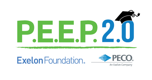 PECO and  The NEED Project logo