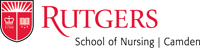 Rutgers University School of Nursing- Camden Logo