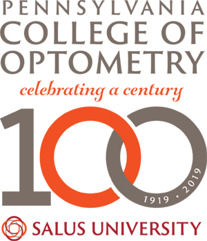 SALUS College of Optometry Logo