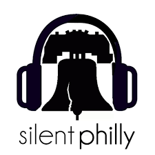 Silent Philly logo