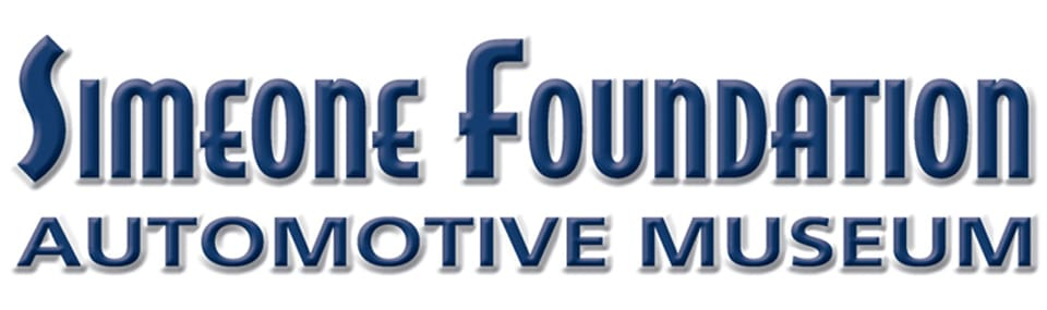 Simeone Foundation Automotive Museum logo