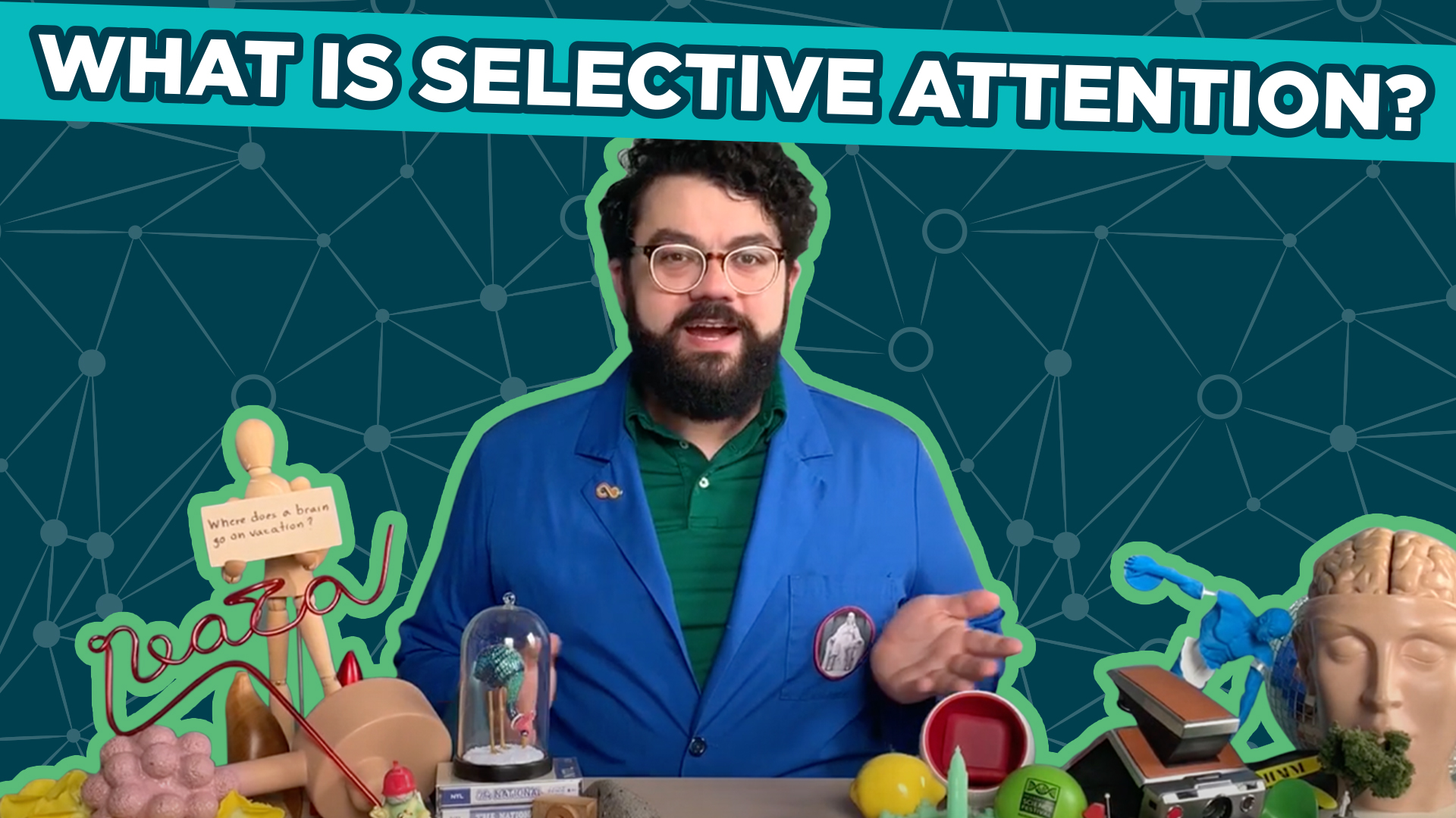 Spark of Science Selective Attention