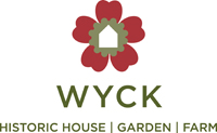 Wyck Historic House and Garden Logo