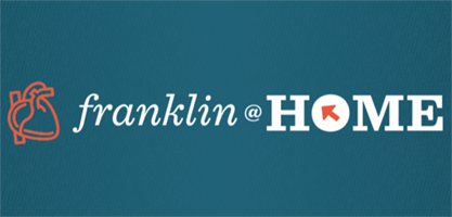 Franklin@Home Logo