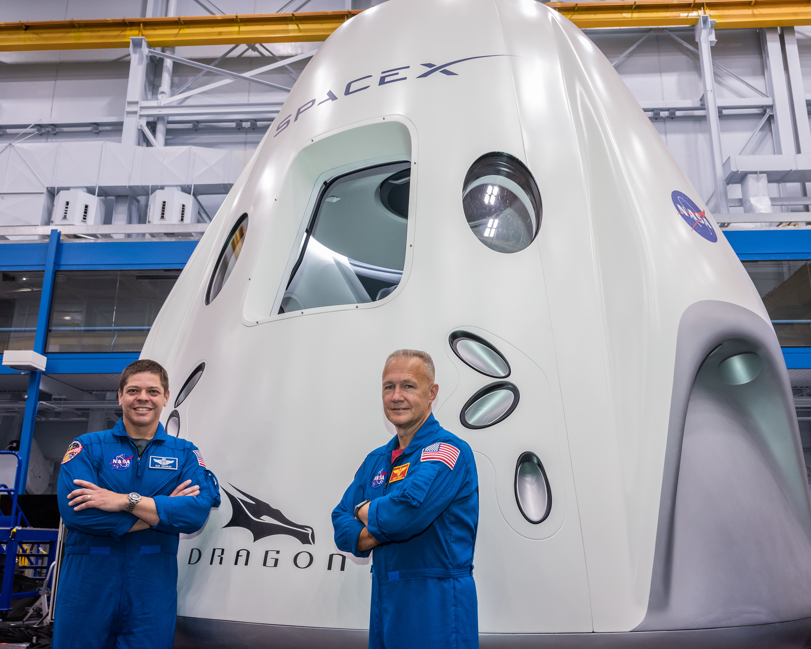 The Manned SpaceX Demo-2 Mission