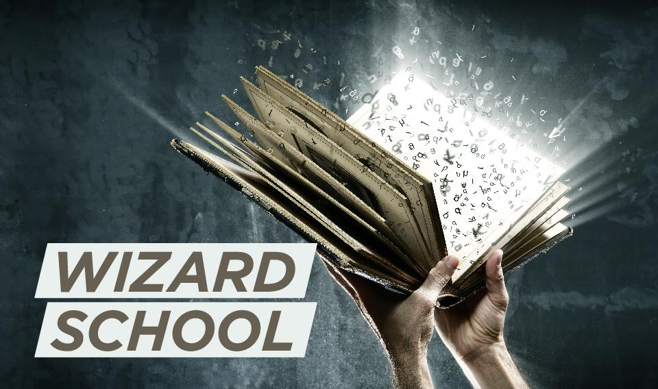 Science After Hours: Wizard School