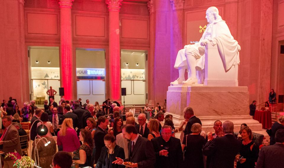 Vatican Splendors Gala at The Franklin Institute