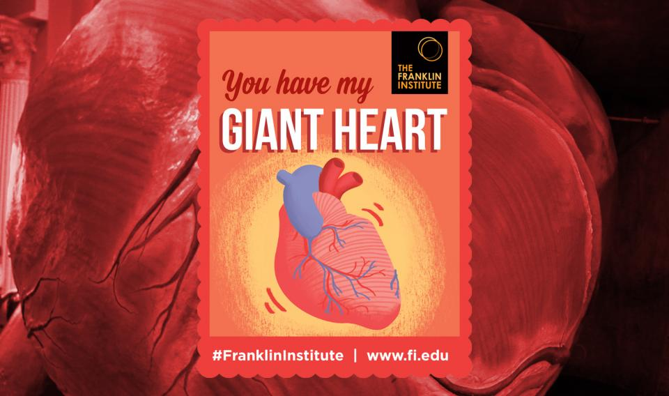 The Franklin Institute's Nerdy Valentine
