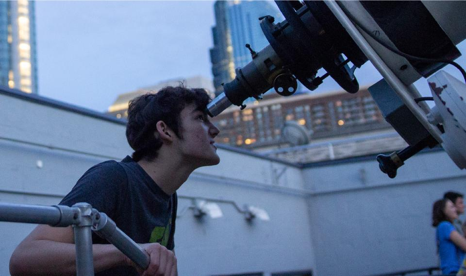 Canceled: Night Skies in the Observatory: March