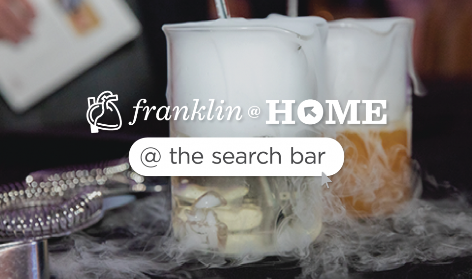 The Search Bar: Science Happy Hour