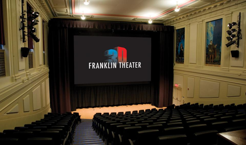 Theaters The Franklin Institute - Map of movie theaters us