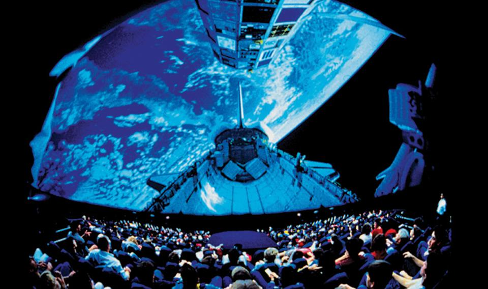Tuttleman IMAX Theater - Event Space