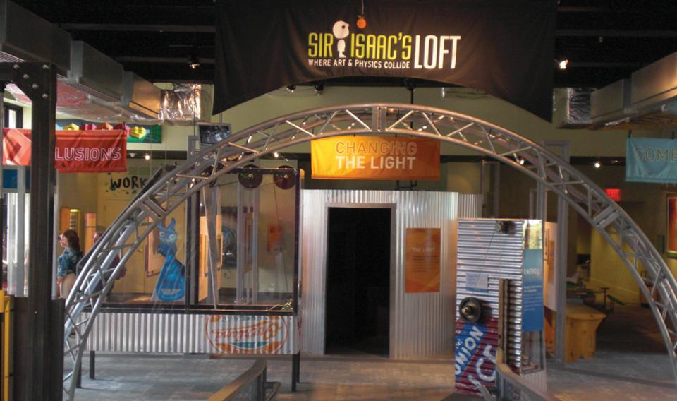 Sir Issac's Loft - Event Space