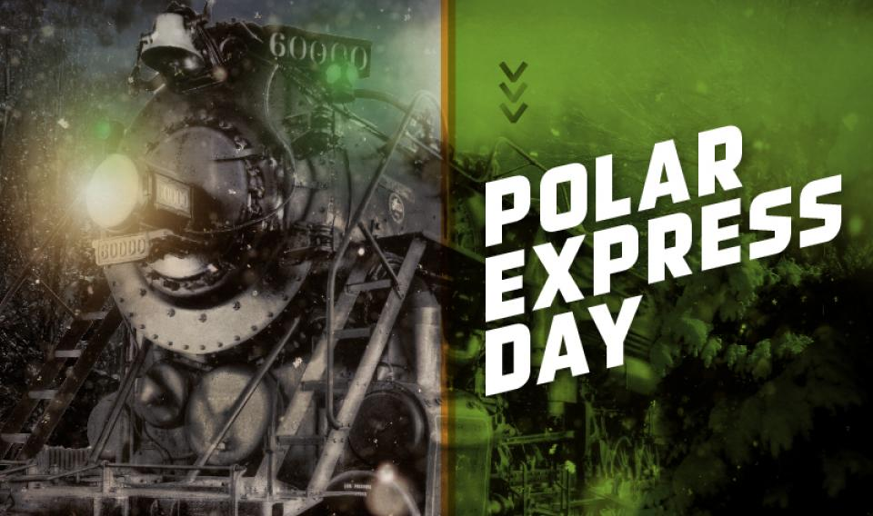 Join us for Polar Express Day at The Franklin Institute