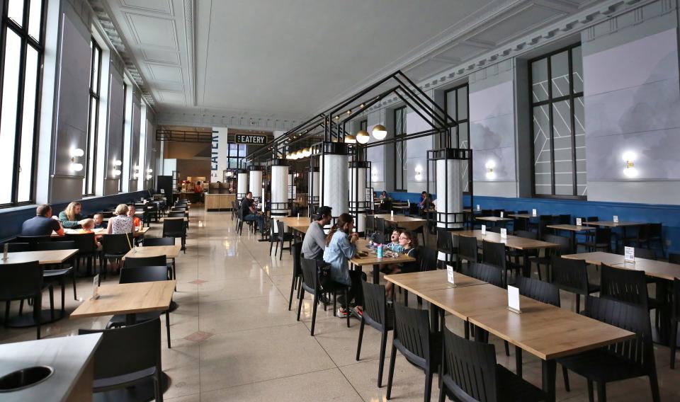 The Eatery July 2021