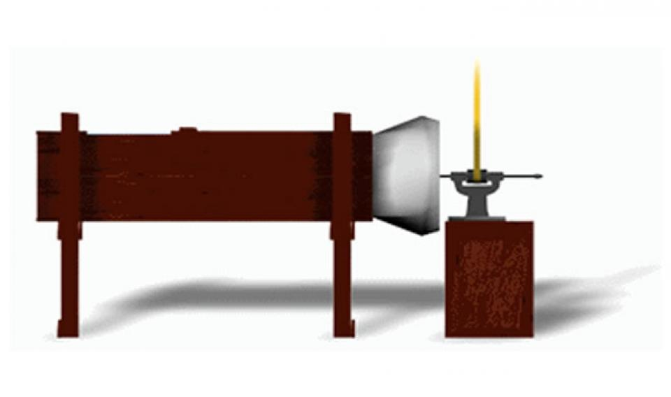 Rendering of Wind Tunnel