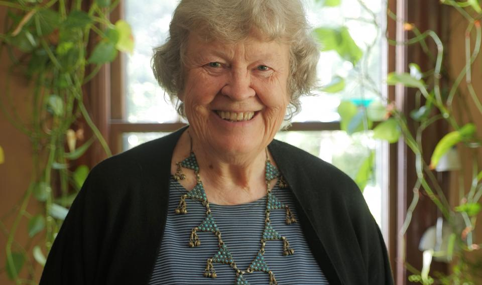 Barbara H. Partee - 2020 Benjamin Franklin Medal in Computer and Cognitive Science