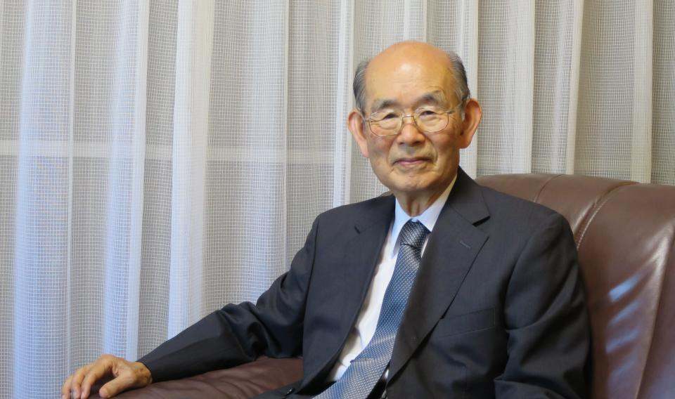 Kunihiko Kukushima, Ph.D. - 2020 Bower Award and Prize for Achievement in Science