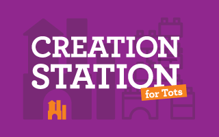 Creation Station for Tots