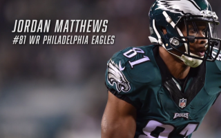 Ryan Matthews from the Philadelphia Eagles