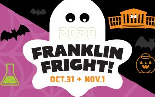 Franklin Fright at The Franklin Institute
