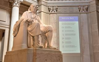 Franklin Institute Reopens Press Release