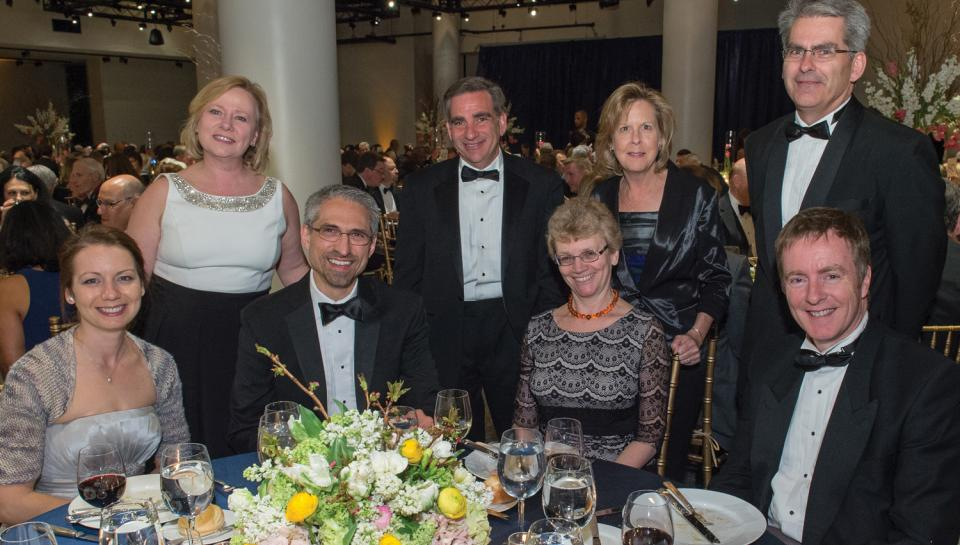 2015 The Franklin Institute Awards Ceremony and Dinner at The Franklin Institute