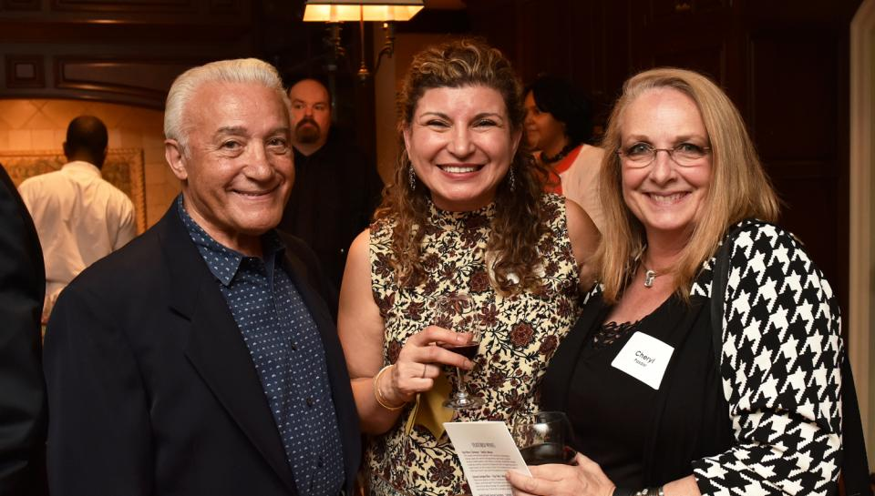 Guests at 2016 Science of Wine event
