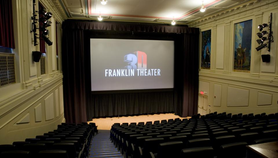 Events in Franklin Theater