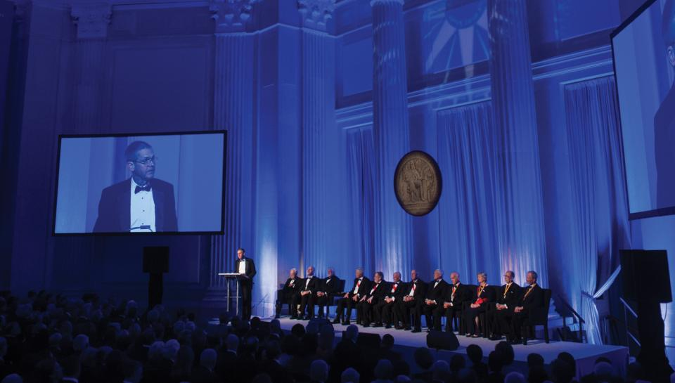 190th Franklin Institute Awards Ceremony and Dinner