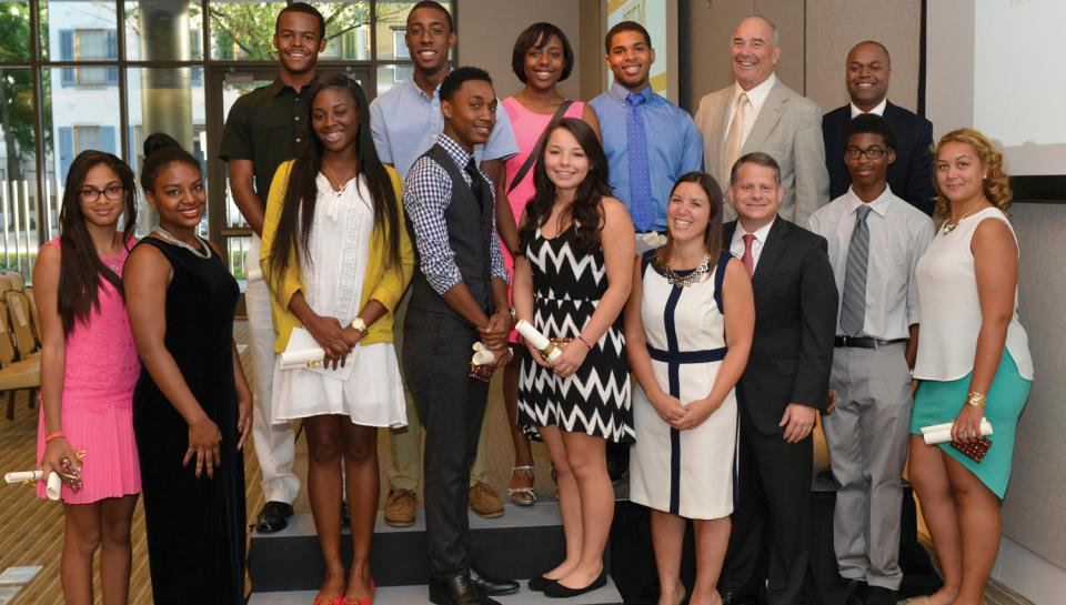 2014 STEM Scholars Graduation