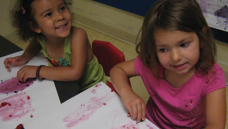 Discovery Camp Fun - Children coloring