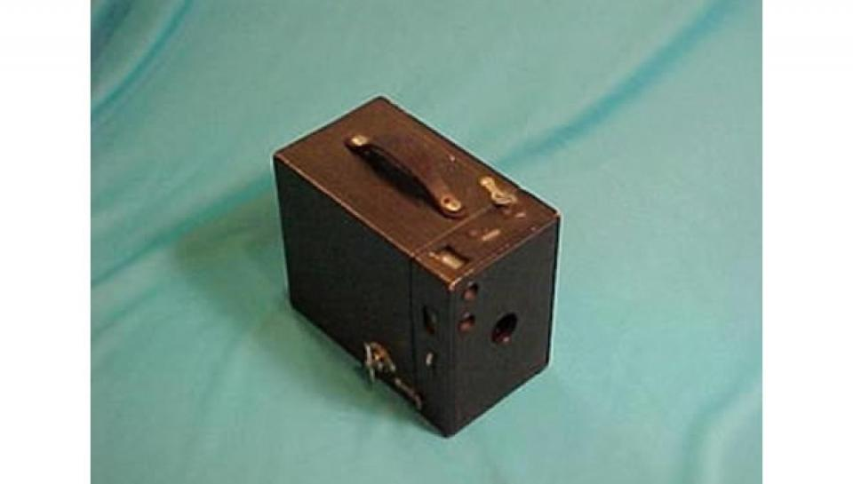 Photo of Kodak Brownie Camera