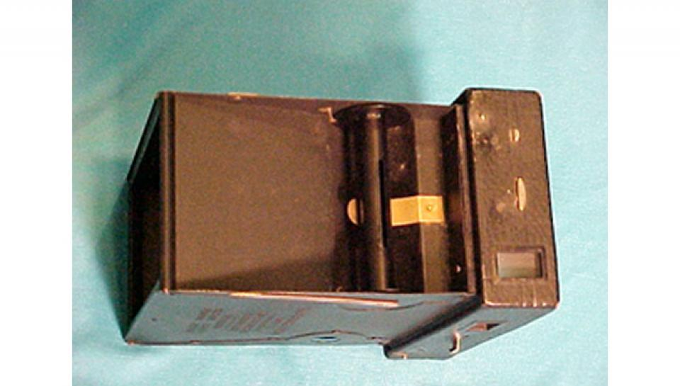 Photo of Brownie Camera.