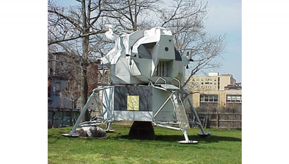 Photo of Lunar Module