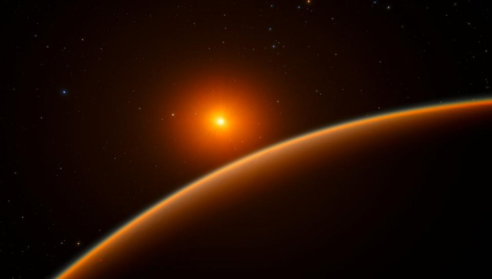 #3: 'Super-Earth' Discovered
