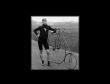 Thumbnail image: Historical Bicyclist
