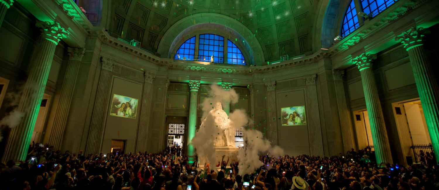Science After Hours at The Franklin Institute