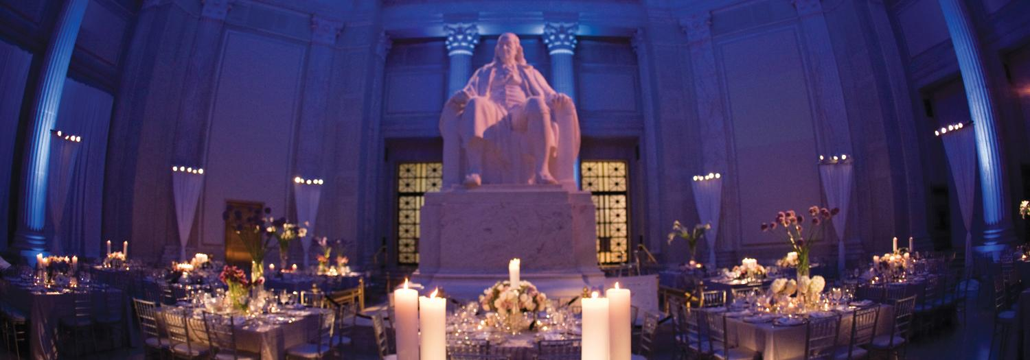 Plan An Event The Franklin Institute Science Museum