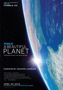 Beautiful Planet IMAX Poster