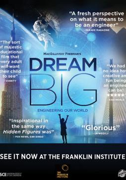 Dream Big Movie Poster
